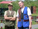 Zawody Okręgowe ZO Częstochowa, Kochcice 2007 Kol. Siemieniak Krzysztof i kol. Kryk Zbigniew, KŁ Bażant Praszka