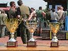 Zawody Okręgowe ZO Częstochowa, Kochcice 2007 Puchary dla zwyciężców.