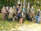 Polowanie na kaczki w obwodzie łowieckim nr. 2 Koła Łowieckiego ORZEŁ Częstochowa