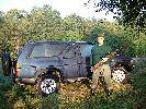 Dawnych wspomnień czar. Barnimie nad Drawą_rykowisko 2005 r.