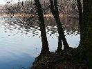 spokój jeziora