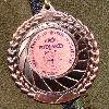 czasem i taki medal ma swą wartość