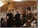 otwarcie uroczystości 50 lecia koła Sokół Giełdon